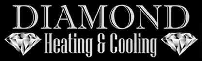 Diamond Heating logo